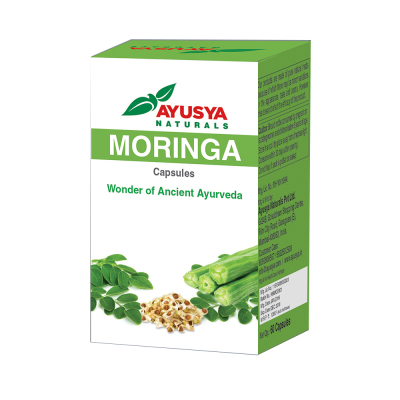 Moringa Ayurvedic Herbal Remedies - Your Ultimate Wellness Remedy